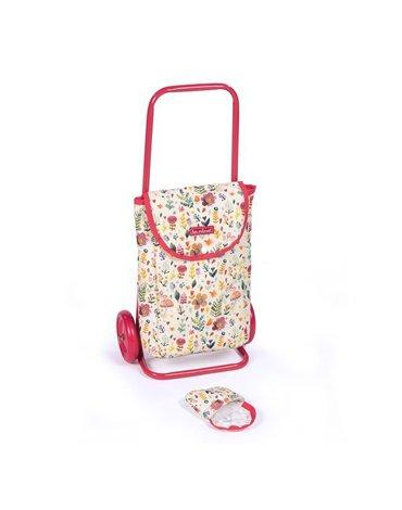 LA NINA Wózek na zakupy dla lalek Valeria 462111