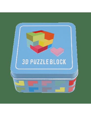 Puzzle drewniane 3D, Rex London