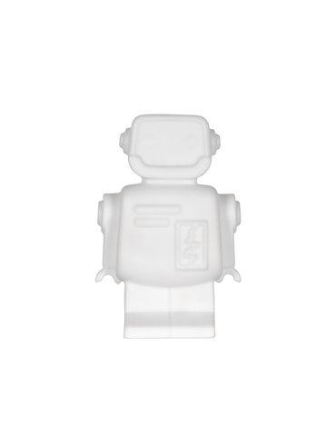 Flow Amsterdam - Lampka Nocna LED, Robot Hero