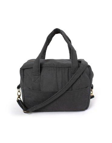 Filibabba Torba Nursing bag Sztruks Stone Grey
