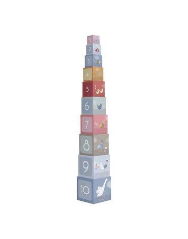 Little Dutch Kartonowa wieża Little Goose LD4752