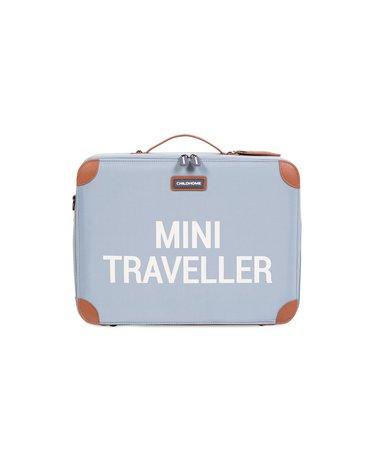 Childhome Walizka dziecięca Mini Traveller Szara