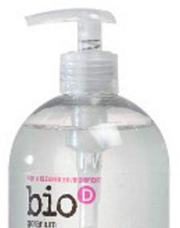 Bio-D, Mydło w płynie, Geranium, 500 ml