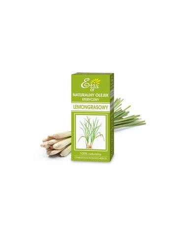 Etja- olejki - Etja, Olejek lemongrasowy, 10 ml