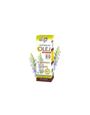 Etja- olejki - Etja, Olej z nasion chia BIO, 50 ml