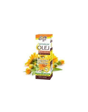 Etja- olejki - Etja, Olej MACERAT z Nagietka Lekarskiego, 50 ml