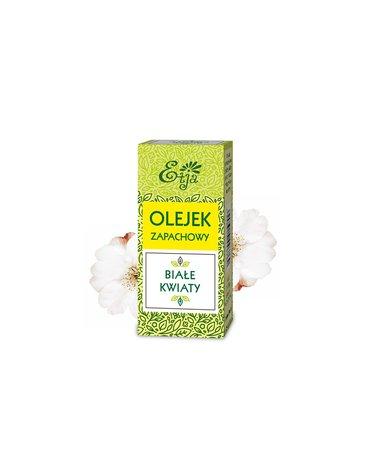 Etja- olejki - Etja, Kompozycja zapachowa, białe kwiaty, 10ml