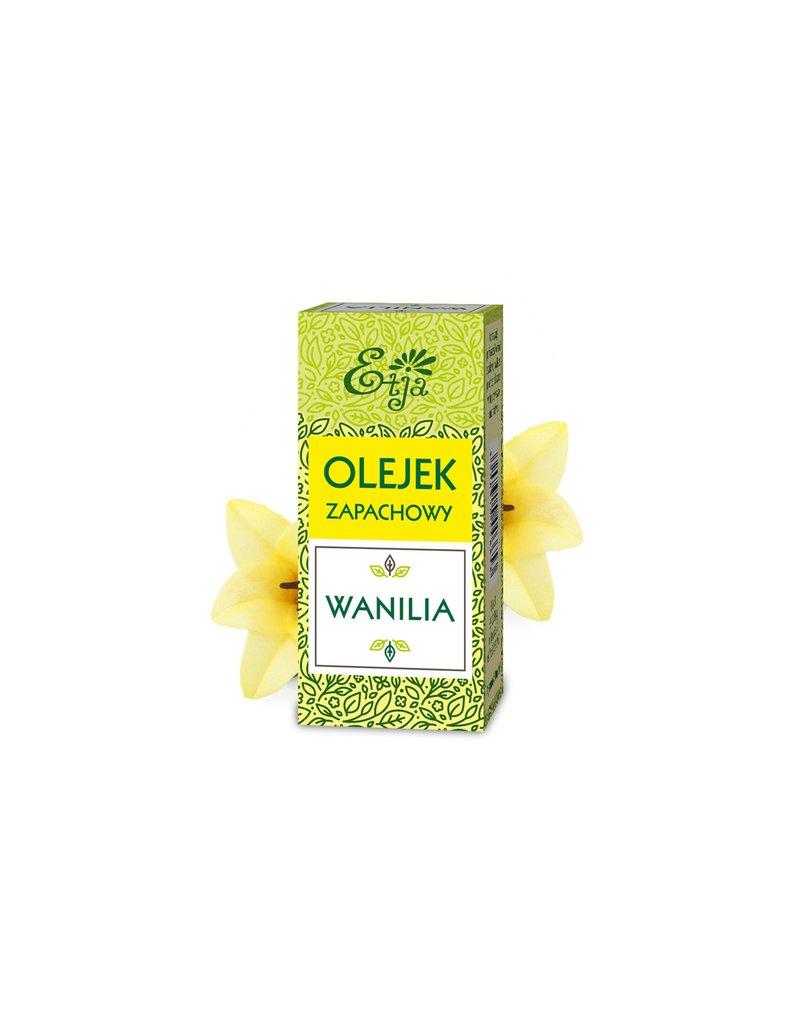 Etja- olejki - Etja, Kompozycja zapachowa, waniliowa, 10 ml