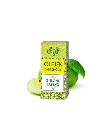 Etja- olejki - Etja, Kompozycja zapachowa, zielone jabłko, 10 ml