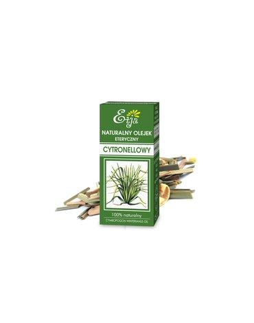 Etja- olejki - Etja, Olejek cytronellowy, 10 ml