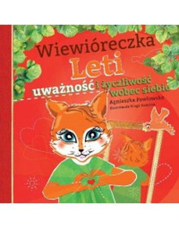 Poznańskie - Wiewióreczka Leti. Uważność i życzliwość wobec siebie. Kraina Uważności