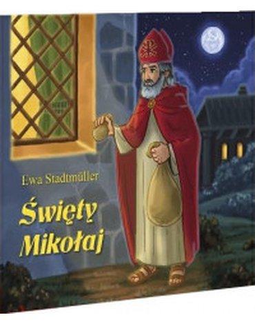 Wydawnictwo Diecezjalne Sandomierz - Dla Przedszkolaka. Święty Mikołaj