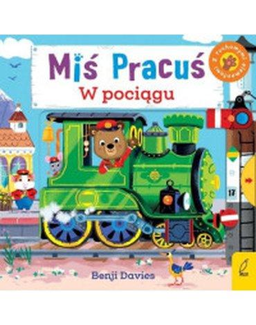 Wilga / GW Foksal - Miś Pracuś. W pociągu