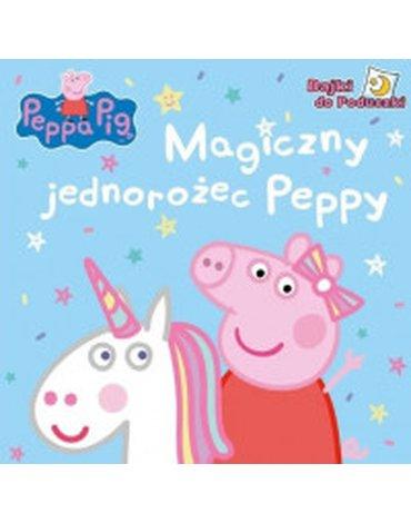 Media Service Zawada - Peppa Pig. Bajki do Poduszki. Magiczny jednorożec Peppy