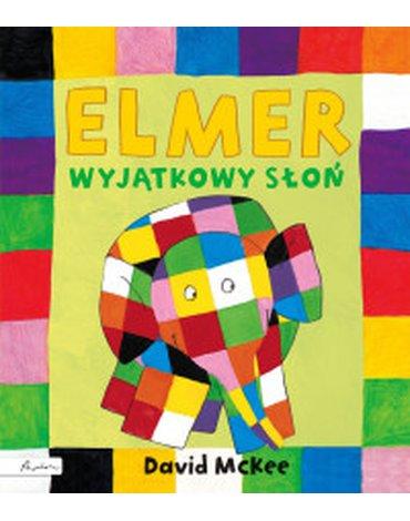Papilon - Elmer. Wyjątkowy słoń