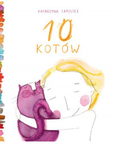 Studio Koloru - 10 kotów