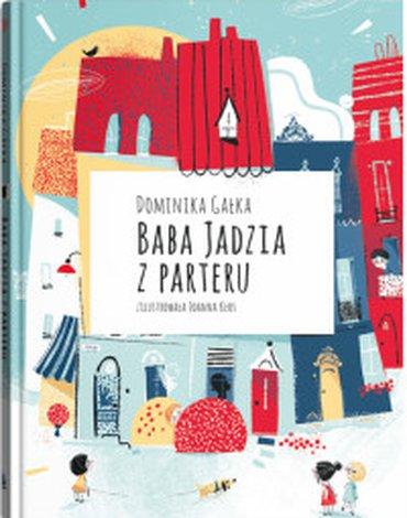 Literatura - Baba Jadzia z parteru