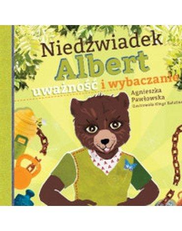 Poznańskie - Niedźwiadek Albert. Uważność i wybaczanie. Kraina Uważności