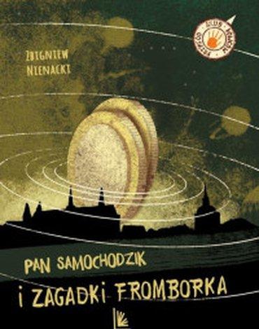 Literatura - Pan Samochodzik i zagadki Fromborka