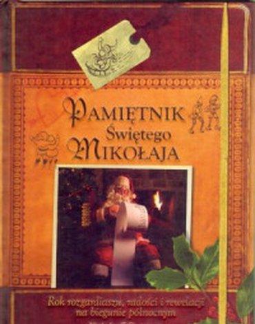 Olesiejuk Sp. z o.o. - Pamiętnik świętego Mikołaja