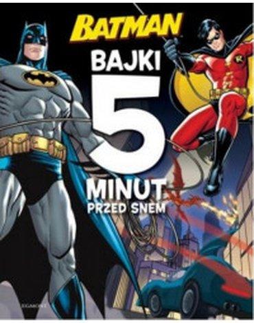 Harperkids - Batman. Bajki 5 minut przed snem