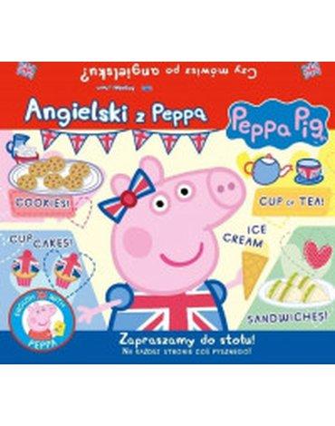 Media Service Zawada - Peppa pig. angielski z peppą