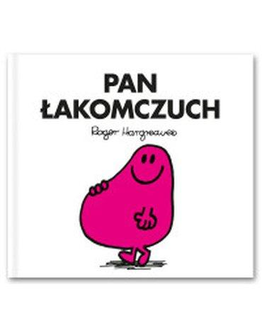 Harperkids - Mr. Men i Mała Miss. Pan Łakomczuch