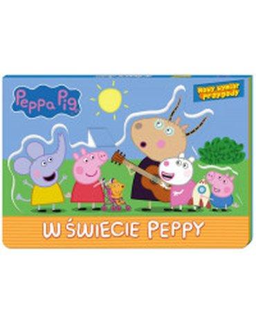 Media Service Zawada - Peppa Pig. Nowy wymiar przygody. W świecie Peppy