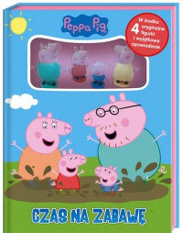 Media Service Zawada - Peppa Pig. Czas na zabawę.