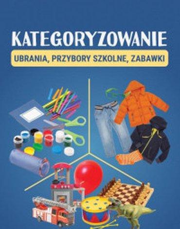 Harmonia - Kategoryzowanie Ubrania przybory szkolne zabawki