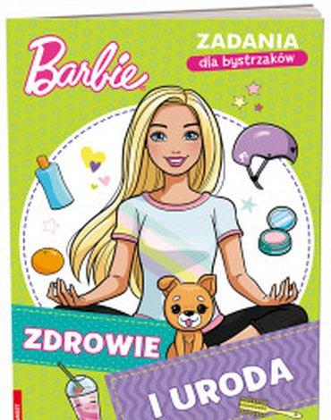 Ameet - Barbie. Zadania dla bystrzaków. Zdrowie i uroda
