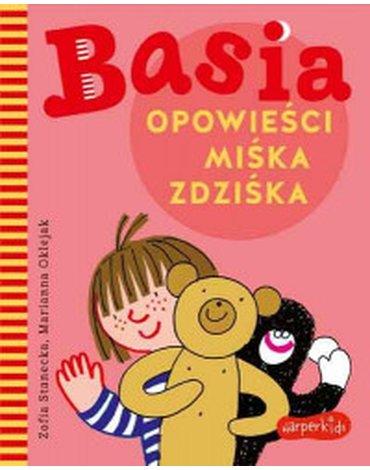 Harperkids - Basia. Opowieści Miśka Zdziśka