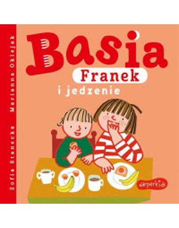 Harperkids - Basia, Franek i jedzenie