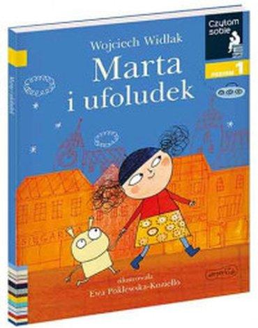 HarperCollins Polska - Czytam sobie. Poziom 1. Marta i ufoludek