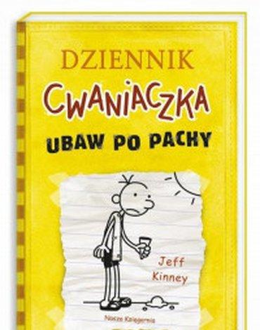 Nasza Księgarnia - Dziennik cwaniaczka. Ubaw po pachy