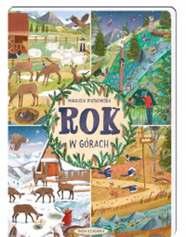 Nasza Księgarnia - Rok w górach
