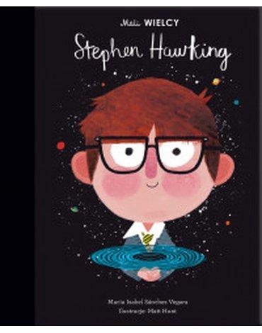 Smart Books - Mali Wielcy. Stephen Hawking