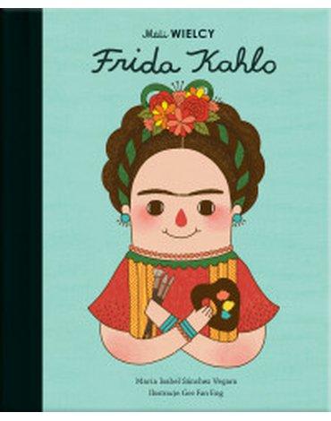 Smart Books - Mali Wielcy. Frida Kahlo