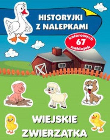 Olesiejuk Sp. z o.o. - Wiejskie zwierzątka. Historyjki z nalepkami