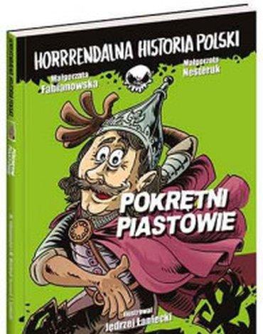 Harperkids - Horrrendalna historia Polski. Pokrętni Piastowie