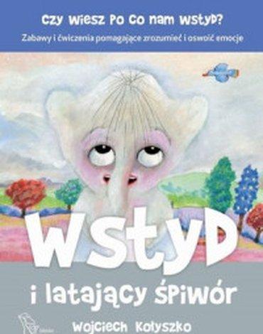 GWP Gdańskie Wydawnictwo Psychologiczne - Naukowe - Wstyd i latający śpiwór