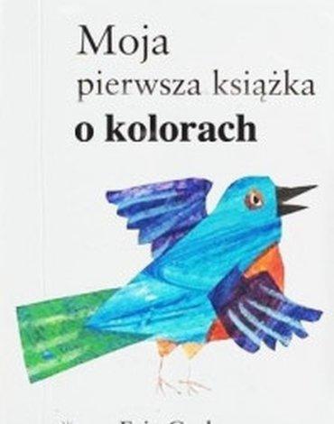 Tatarak - Moja pierwsza ksiażka o kolorach