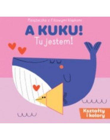Yoyo Books - A KUKU! - kształty i kolory