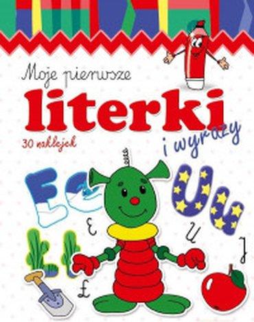 Wydawnictwo Pryzmat - Moje pierwsze literki i wyrazy