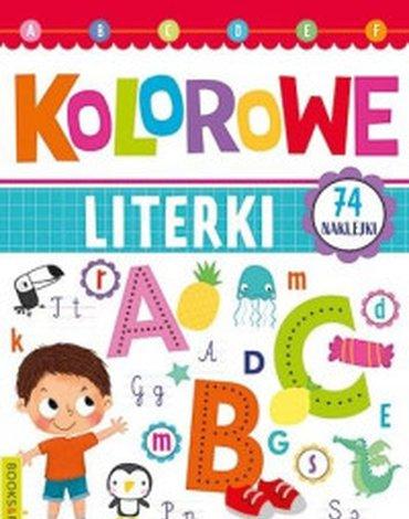 Books And Fun - Kolorowe literki