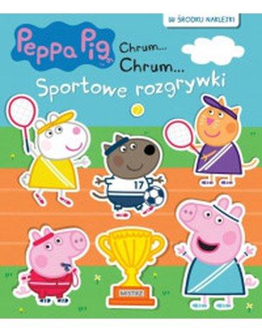 Media Service Zawada - Peppa Pig. Chrum... Chrum... Sportowe rozgrywki
