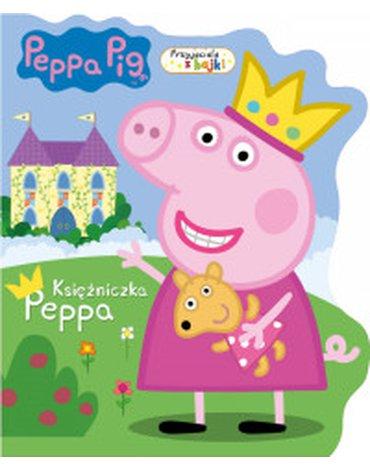 Media Service Zawada - Peppa Pig. Przyjaciele z bajki. Księżniczka Peppa