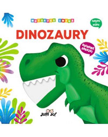 Jedność - Motoryka smyka. Dinozaury