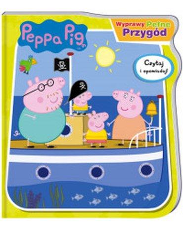 Media Service Zawada - Świnka Peppa. Wyprawy pełne przygód