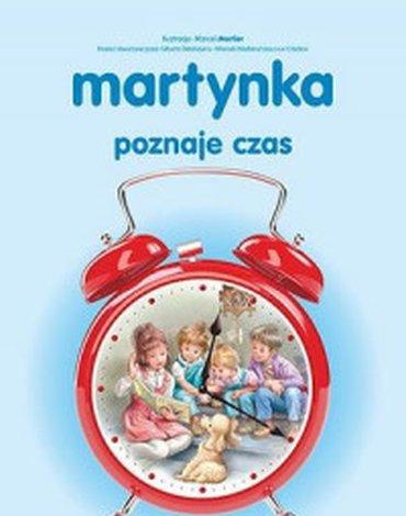 Papilon - Martynka poznaje czas